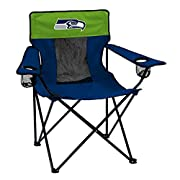 The Elite Chair is ideal for watching the big game, sitting out at the next backyard party, or simply relaxing outdoors. With a simple but classic style, fans will enjoy showing off team spirit in their new favorite seat. Designed for comfort, the me...