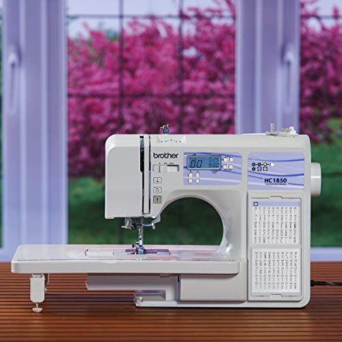 Product Image 1: Brother HC1850 Sewing and Quilting Machine