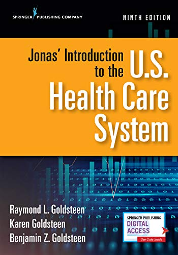 Jonas' Introduction to the U.S. Health Care System, Ninth...