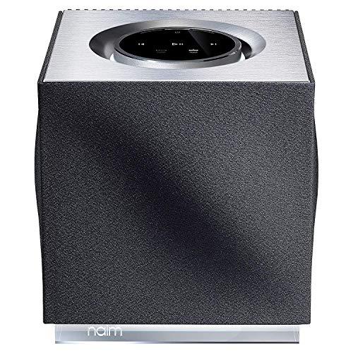 Naim Mu-so Qb 300W LautsprecherGrau –Lautsprecher (3,5-Wege, 1,0Kanäle, Verkabelt/Kabellos, 3,5mm/USB/Bluetooth, 300W, Grau)