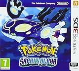 Titre du jeu : Pokémon Saphir Alpha Support du produit : Cartouche Date de sortie marché : Novembre 2014