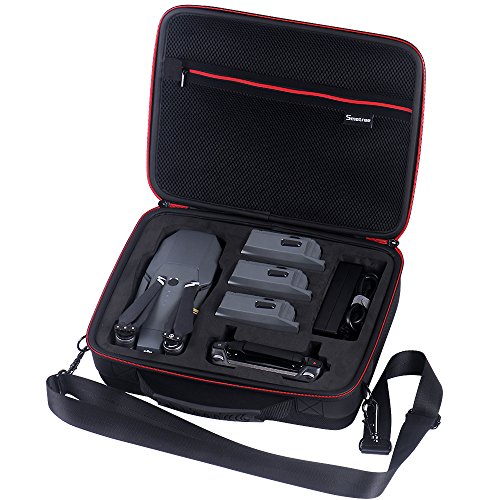 Smatree D500保護ケース DJI Mavic Pro対応 旅行やホームストレージに最適