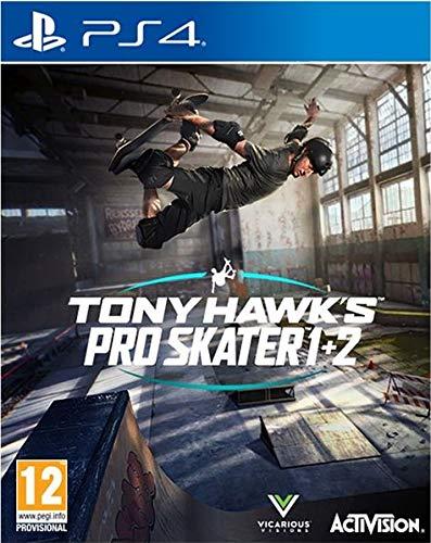 Tony Hawk's Pro Skater 1 + 2 PS4 [