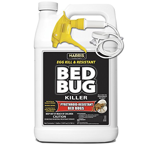Harris Toughest Bed Bug Killer, Liquid Spray with Odorless...