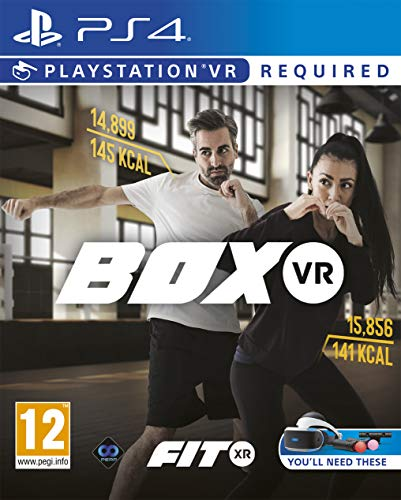 Box VR (PSVR Required)