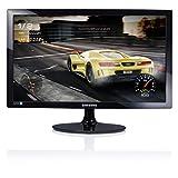 Samsung - S24D330H - Moniteur PC Gaming - Dalle TN - 24 Pouces – Résolution Full HD (1920 x 1080), 1ms (GTG), 16:9, Design Noir brillant
