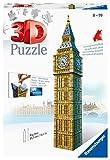 Ravensburger - Puzzle 3D - Building - Big Ben - 12554