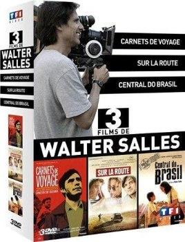 3 Films de Walter Salles-Carnets de Voyage + sur la Route + Central do Brasil
