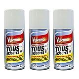 NUISIPRO x3 Fumigènes Anti Puces - Punaise de lit
