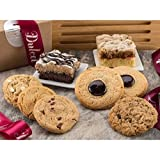 Dulcet Gift Baskets Deluxe Bakery Sweets Pastry Gift Box Great Gift Idea for Him, Her, Friends, Family, Parents & Teachers