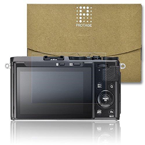 PROTAGE FUJIFILM X70 用 ガラスフィルム ガラス 製 フィルム 液晶保護フィルム 保護フィルム 液晶プロテクター 富士フイルム X70