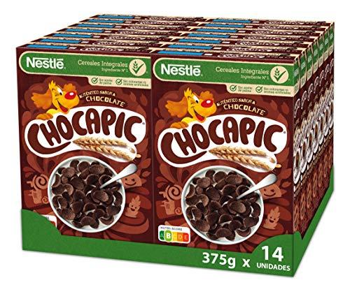 Cereales Nestlé Chocapic - 14 paquetes de 375 g