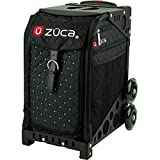 ZUCA Sport Artist Mystic Bag and Black Frame with Flashing Wheels includes 4 Large Utility Pouches