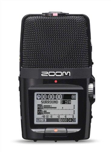 Zoom - H2n/IFS - registratore 4 tracce - interfaccia USB