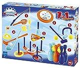 Jouets Ecoiffier -189 - Pack 7 jeux d'adresse – Jeux de plein air pour enfants...