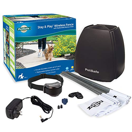 PetSafe Stay & Play Wireless Fence with...