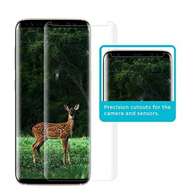 2-Pack-Galaxy-S8-Screen-Protector9H-HardnessAnti-ScratchesAnti-FingerprintTempered-Glass-Screen-Protector-Film-Compatible-with-Samsung-Galaxy-S8