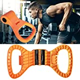 Kettlebell Weight Grip,Kettlebell Adjustable Portable Weight Grip Travel Workout Equipment Gear for Gym Bag, Weightlifting, Bodybuilding, Lose Weight | Clamps to Dumbells