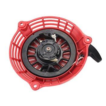 OxoxO Lanceur de rechange pour Honda GC135 GC160 GCV135 GCV160 Pièces moteur générateur 28400-ZL8-023ZA 28400-ZL8-013ZA