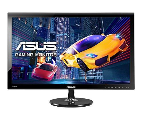 Asus VS278H | 68,6 cm | 27 inch | Full HD | VGA | HDMI | Responstijd van 1 ms | Zwart