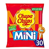 Chupa Chups - Sachet de 30 Mini Sucettes - Parfums Variés - Chupa Chups...