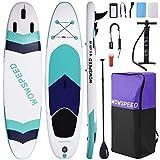 OneV FT Tabla Paddle Surf Hinchable, 320x84x15cm 135kg Paddle Surf, Sup Paddle Tabla Surf,con...