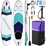 OneV FT Stand Up Paddling Board Gonflable 320 * 83 * 15CM, 8.7KG Sup Board Set,...