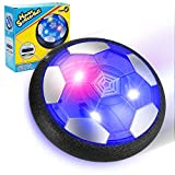 EXTSUD Air Power Football Jouet Enfant Ballon de Foot Rechargeable avec LED...