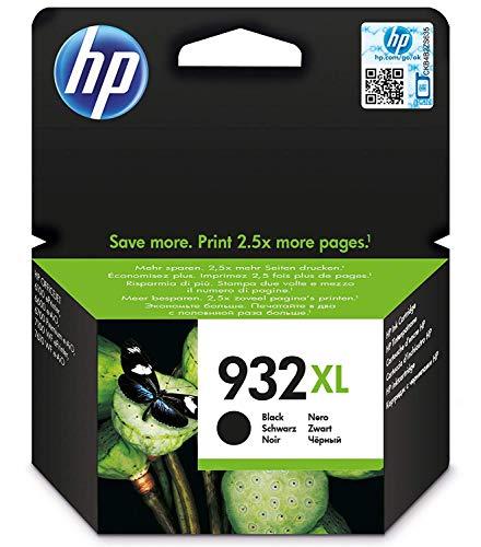 HP 932 XL CN053AE, Cartuccia Originale, da 1.000 Pagine, Compatibile con Stampanti a Getto di...