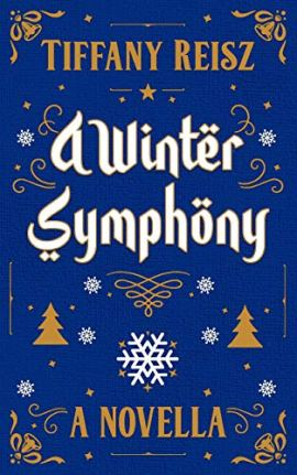 A Winter Symphony: A Christmas Novella (The Original Sinners — Standalone Stories) by [Tiffany Reisz]