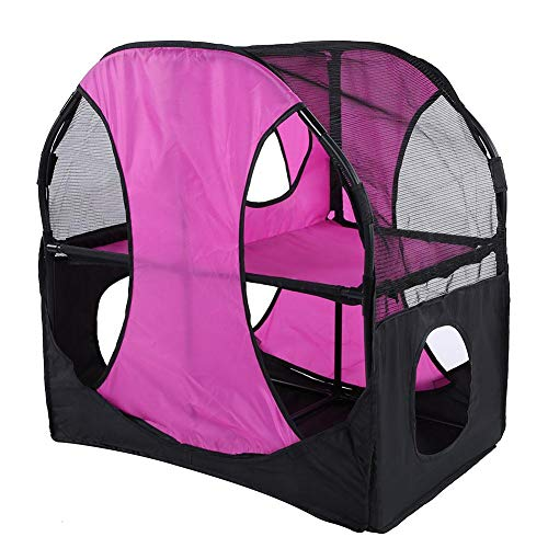 Cat-Tunnel-House-Double-Layer-Cat-Jumping-Platform-Innovative-Cat-Jumping-Climbing-Tent-Tunnel-Cat-Cat-Tree-House-Play-Tent-Condo-Activity-Tower-Tunnel