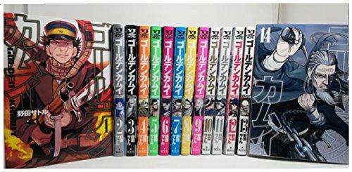 ゴールデンカムイ コミック 1-14巻セット