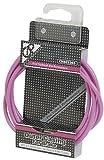 GIZA PRODUCTS(ギザプロダクツ) ブレーキアウターケーブル 1.8m ピンク