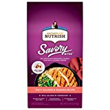 Rachael Ray Nutrish Savory Bites Dry Cat Food, Tasty Salmon & Veggies Recipe, 5 Pounds