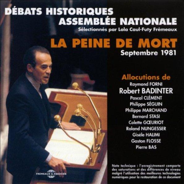 La peine de mort by Robert Badinter | Audiobook | Audible.com