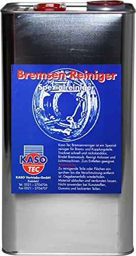 KASOTEC Bremsenreiniger Bremsen Reiniger Entfetter Montagereiniger 5L 5 Liter