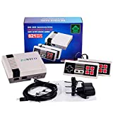 Clásico juego Consola HDMI Retro Mini versión 621 Classic Games Retro Classic blanco y negro Game Console Sistema Built in 621 TV Video juego con controladores duales jugadores