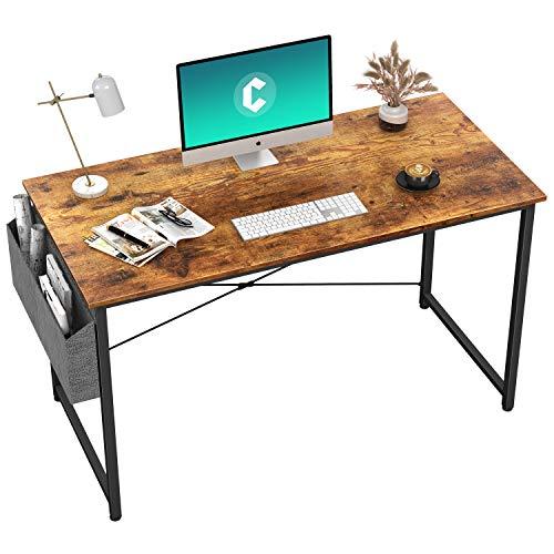 Cubiker Computer Desk 47' Home Office Writing Study Desk, Modern...