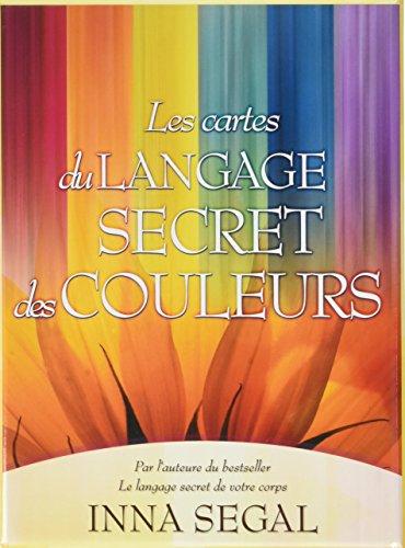Les cartes du langage secret des couleurs : Avec un livret et 45 cartes