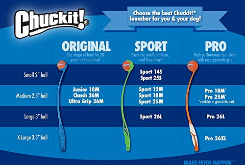 Chuckit! Pro 25M Launcher