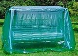 Maillesac JP0017 Housse pour Balancelle Plastique Vert Translucide 260 x...