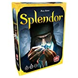Asmodee Splendor - Juego de estrategia [Versión importada (inglés)] - Idioma en Inglés