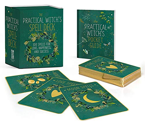 The Practical Witch's Spell Deck: 100 Spells for Love,...