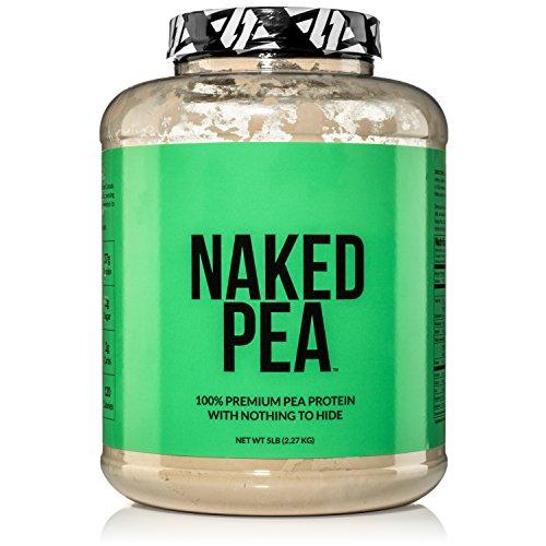 Nutrición desnuda - Guisante desnudo sin sabor - 5libras.