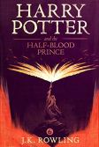 Book cover from reading Harry Potter