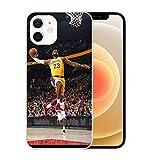 電話ケースiPhone 12 Mini 12 12pro 12pro Max 11 Pro Max 11 Pro 11、James Basketballファン……