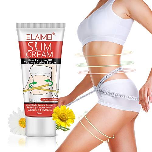 Slimming Cream,Cellulite Removal Cream Fat Burner Weight Loss Slim Creams Leg Body Waist Effective Anti Cellulite Fat Burning (Slimming cream) 4