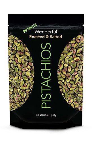 Wonderful No Shell Pistachios (24 oz.), Basic