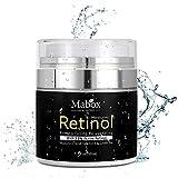 Crema hidratante para rostro con retinol, de Pawaca, fórmula antienvejecimiento que reduce las...