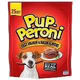 Pup-Peroni Original Filet Mignon & Bacon Flavor Dog Snacks, 25-Ounce